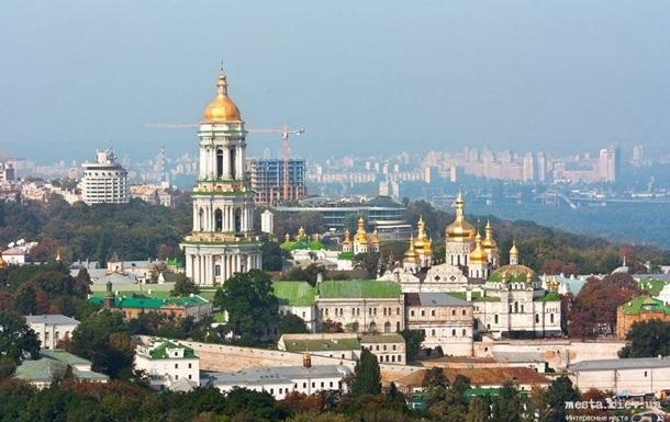 В Киеве начали включать горячую воду