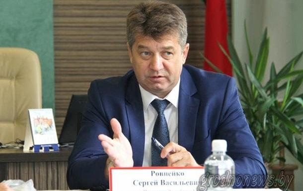 Помощник Лукашенко задержан на взятке в $200 тысяч