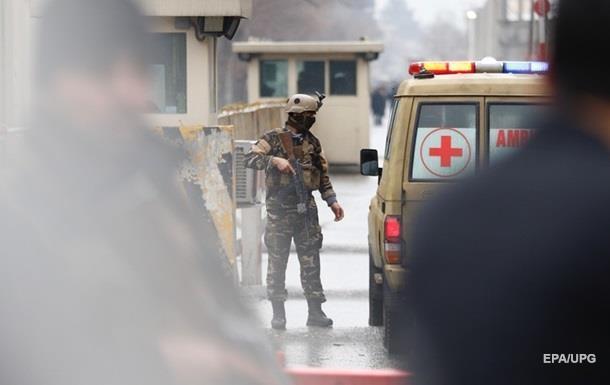 В Кабуле боевики атаковали здание МВД Афганистана