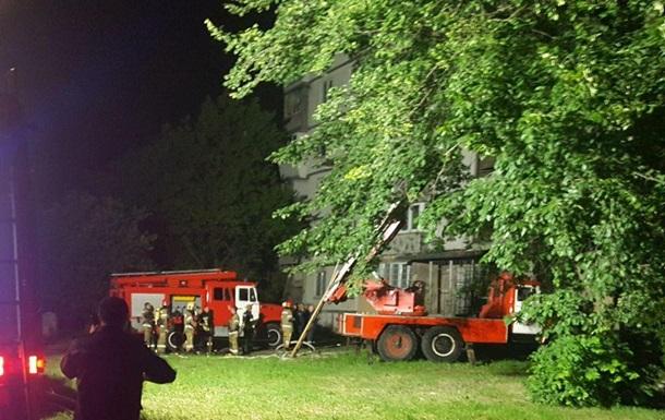 В Киеве горела квартира, есть пострадавшие