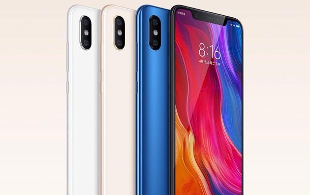 Xiaomi представила клон iPhone X