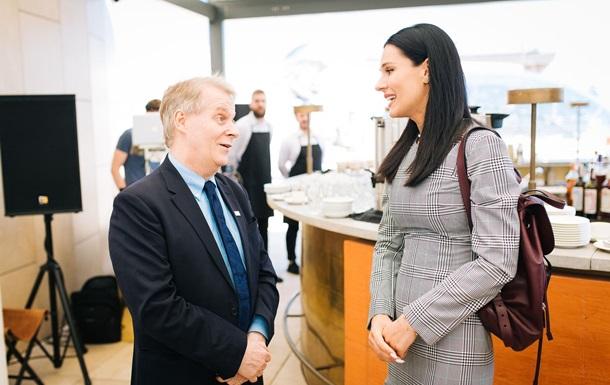 Маша Ефросинина выбрана Почетным Послом Фонда ООН