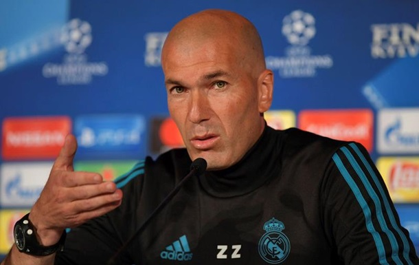 Зидан объявил об уходе из Реала