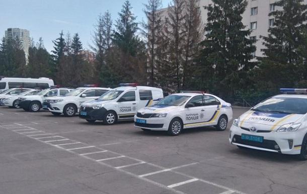 В Украине презентовали Академию патрульной полиции