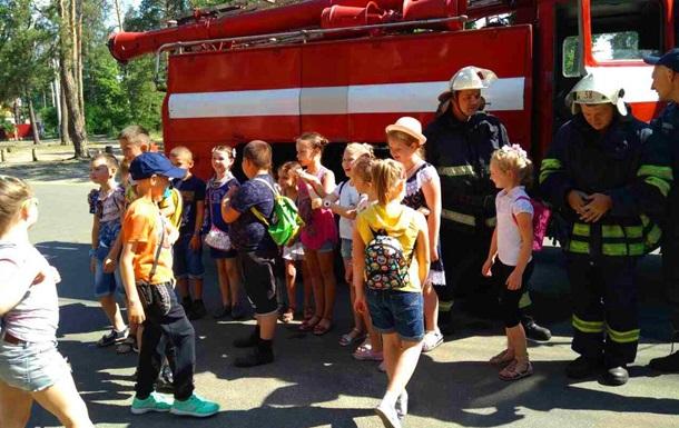 У Київській області евакуювали школу через витік газу