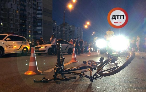 Авто из кортежа Порошенко сбило ребенка
