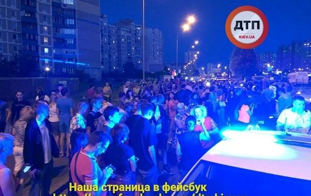 Полиция Киева возбудила дело по ДТП с ребенком