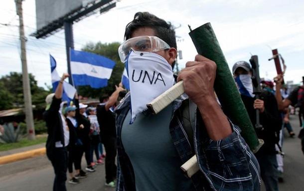 Масові антиурядові протести в Нікарагуа: кількість загиблих зросла