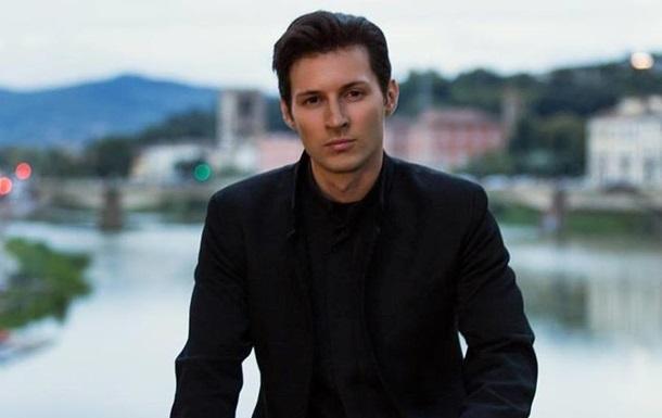 Cryptocean обвинила Дурова вплагиате