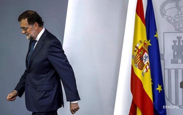 Правительству Испании вынесен вотум недоверия