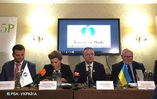 Львов получит от ЕБРР 35 млн евро на рекультивацию свалки в Грибовичах