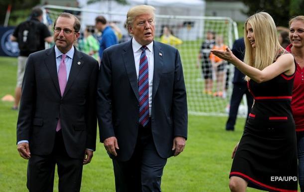 Трамп закликав звільнити телеведучу, яка вилаяла його дочку