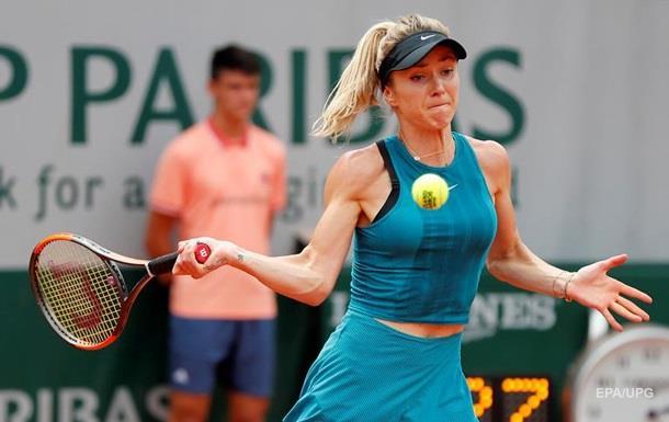 Свитолина проиграла в третьем туре Ролан Гаррос