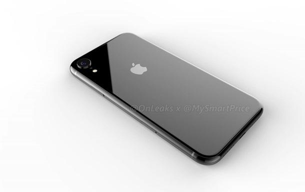 В Сети рассекретили дизайн нового iPhone