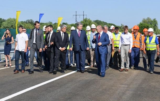На Одещині відкрили мостовий перехід на дорозі Одеса - Рені