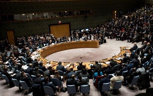 Совбез ООН не принял резолюцию США по Палестине