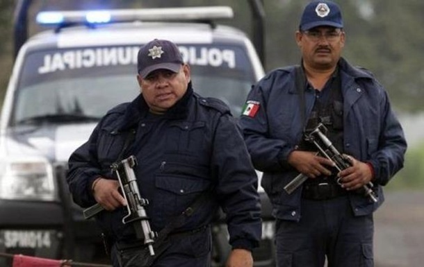 У Мексиці застрелили шістьох поліцейських