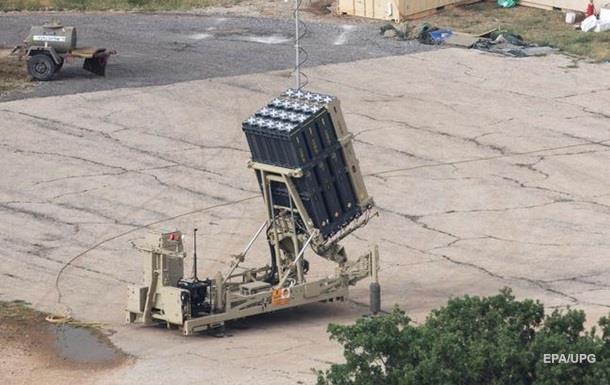 Израиль перехватил третью за сутки ракету из Газы