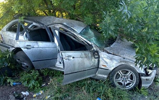 Смертельное ДТП в Запорожье: водитель BMW сбил мать и ребенка