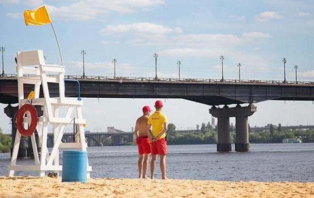 В Україні з початку року потонули понад 300 осіб - ДСНС