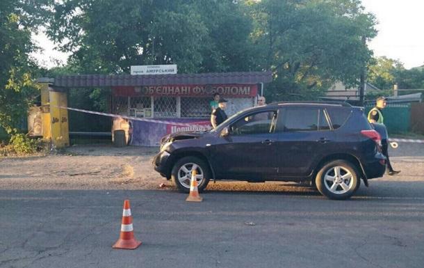 В Одессе внедорожник сбил девушку с ребенком