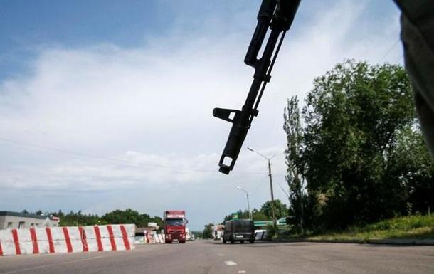 На Донбасі обстріляли укріплення прикордонників
