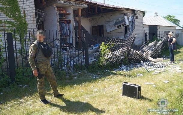 В Лисичанске взорвался дом, есть пострадавшие
