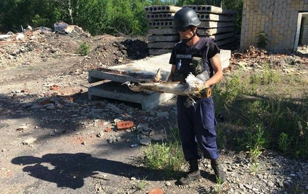 У Південному знайшли майже 400 вибухонебезпечних предметів