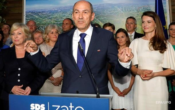 На выборах в Словении победила оппозиция