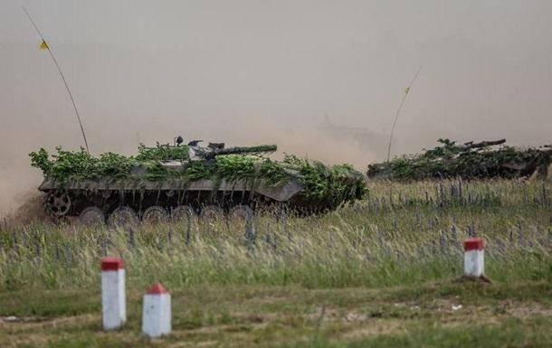 У країнах Балтії розпочалися військові навчання НАТО Saber Strike
