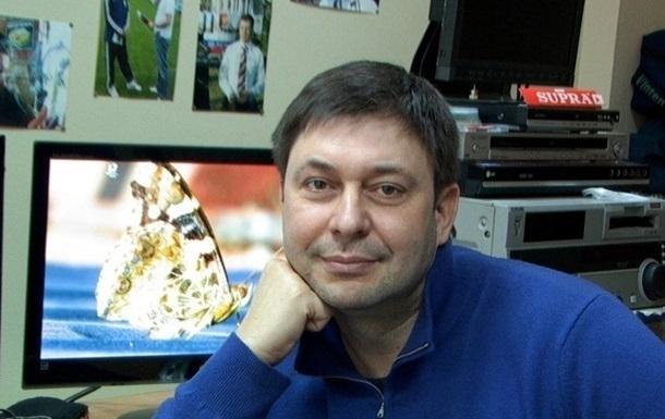 Вышинский отправил Порошенко прошение об отказе от гражданства Украины