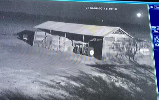 Над Африкой взорвался двухметровый астероид