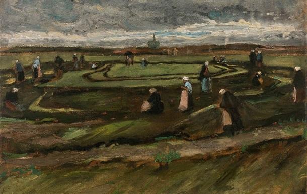 На аукционе в Париже продали картину Ван Гога за €7 млн