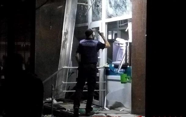 В Кропивницком ночью прогремел взрыв