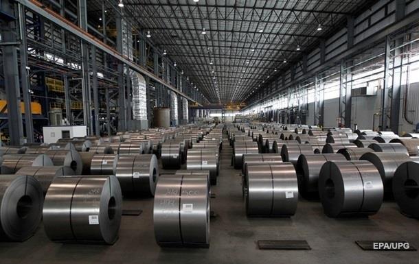 Київ просить США скасувати мита на сталь