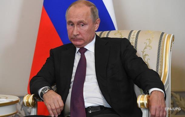 Путін розповів австрійським ЗМІ про Крим і MH17
