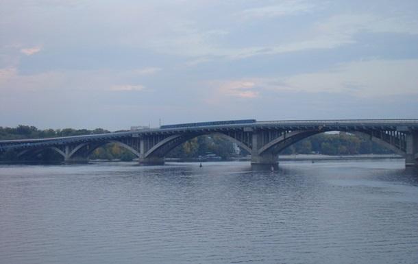 Власти Киева рассказали о состоянии моста Метро