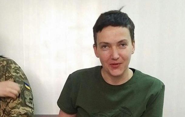 Савченко требует повторную экспертизу на полиграфе