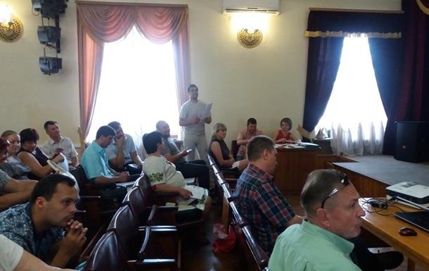 В Кропивницком депутат назвал украинский язык  жлобским