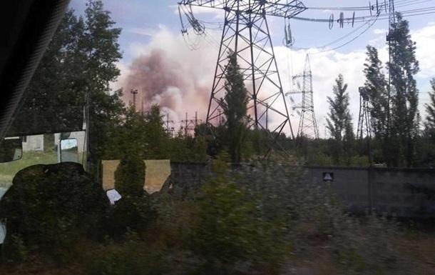 У Чорнобилі горить Рудий ліс
