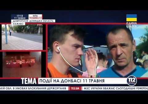 Гриб В.А. подняла сепаратистов и любителей «русского мира» на защиту Аксенова.