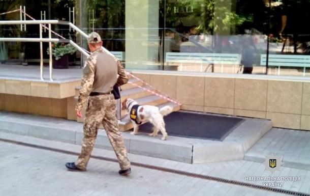 Взрывчатку в харьковских бизнес-центрах не нашли