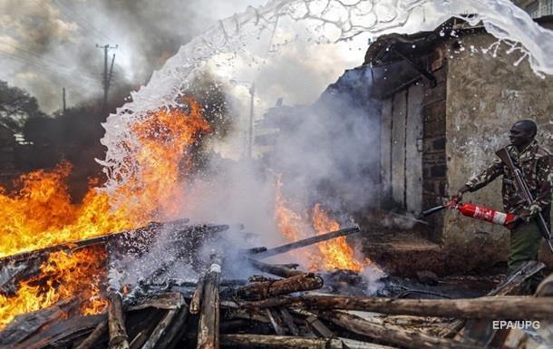 В Мозамбике зарубили мачете семь человек