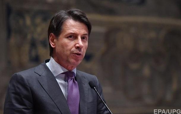 Сенат Італії висловив довіру уряду Джузеппе Конте
