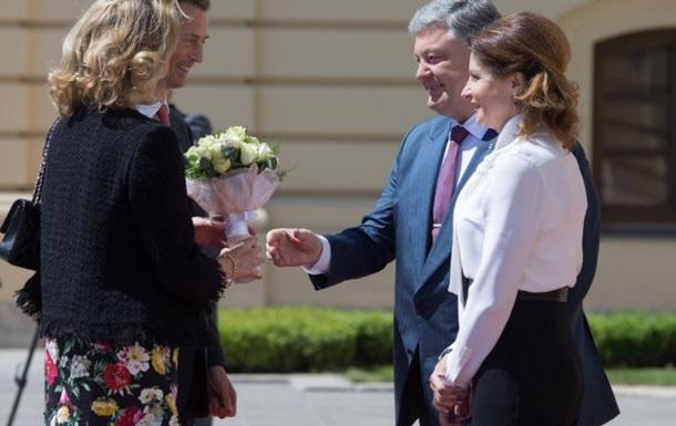 В Украину впервые приехал принц Лихтенштейна