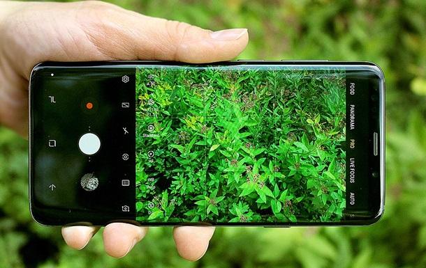 Опыт использования Samsung Galaxy S9+ в полевых условиях