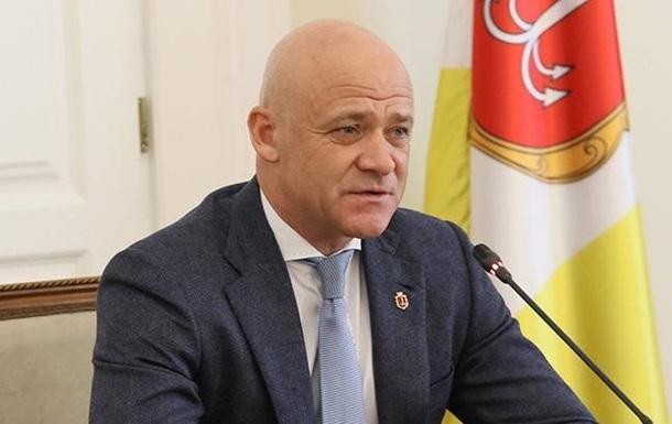 В Одессе сессия горсовета полчаса велась на украинском языке