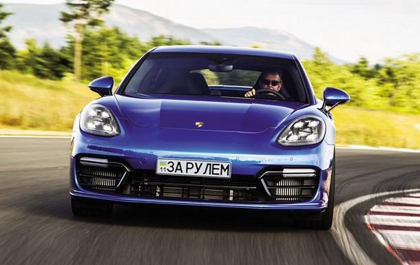 Тест-драйв найпотужнішої Porsche Panamera в історії