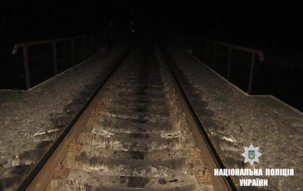 На Прикарпатті пасажирський поїзд на смерть збив чоловіка