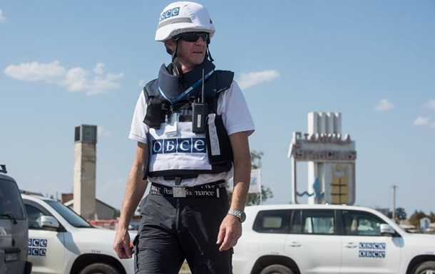 Количество взрывов на Донбассе уменьшилось - ОБСЕ